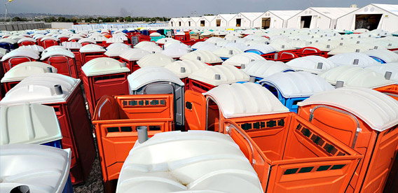 Champion Portable Toilets in Palmdale,  CA